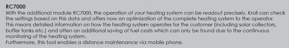 BK Permanently Condensing Boilers Technical Information 4