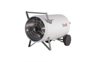 Direct Fired LPG Warm Air Heater With Piezo or Automatic Ignition