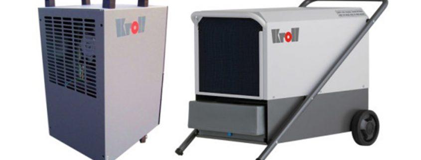 Dual Voltage Dehumidifier