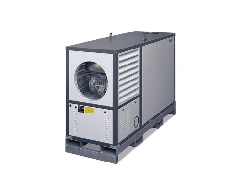 Larger Output Indirect Warm Air Heaters Oil or Gas