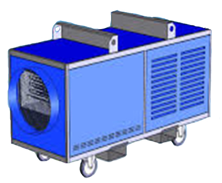 commercial electric heater 110kw