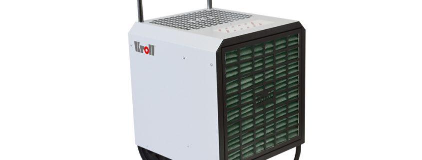LR5300 INDUSTRIAL AIR CLEANER