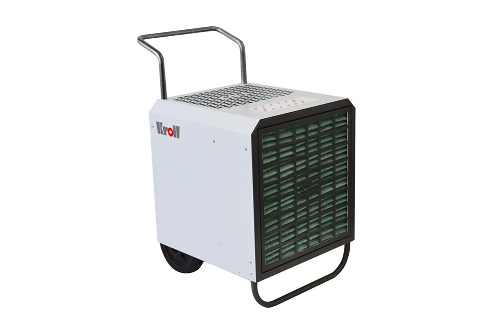 Industrial Air Cleaners : Lr industrial air cleaner for warehousing renovation