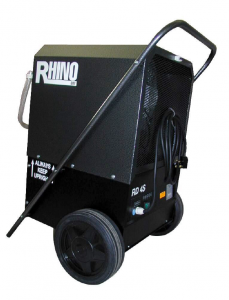 Rhino RD4S Dual Voltage Dehumidifier