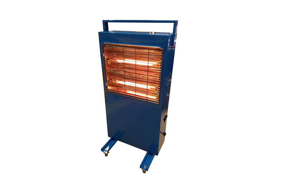 Electric infrared heater for Infrared garage heaters