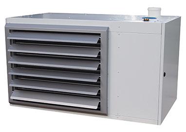 condensing unit heater