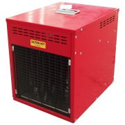 Industrial electrical heater