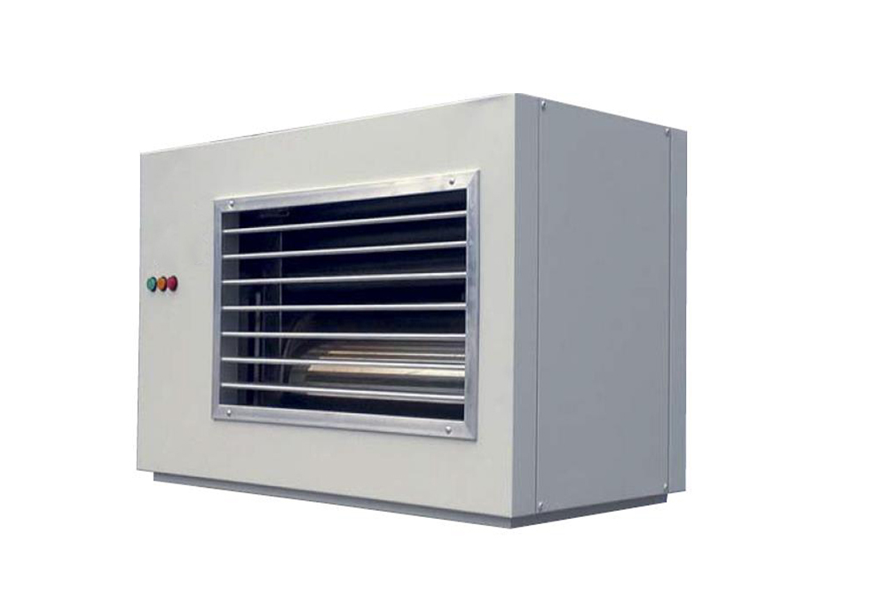 Oil Fired Unit Heaters Suspended Warm Air From