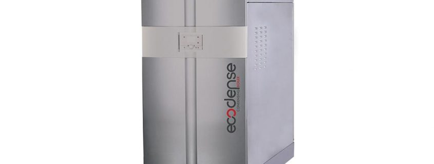 floor mounted commercial gas condensing boilers