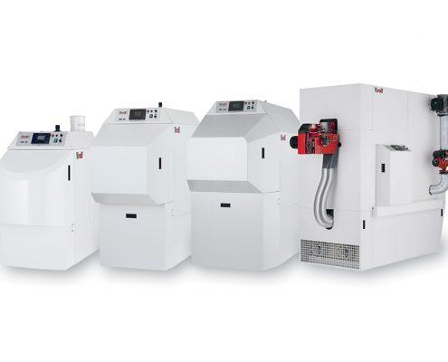 BK Permanently condensing boilers
