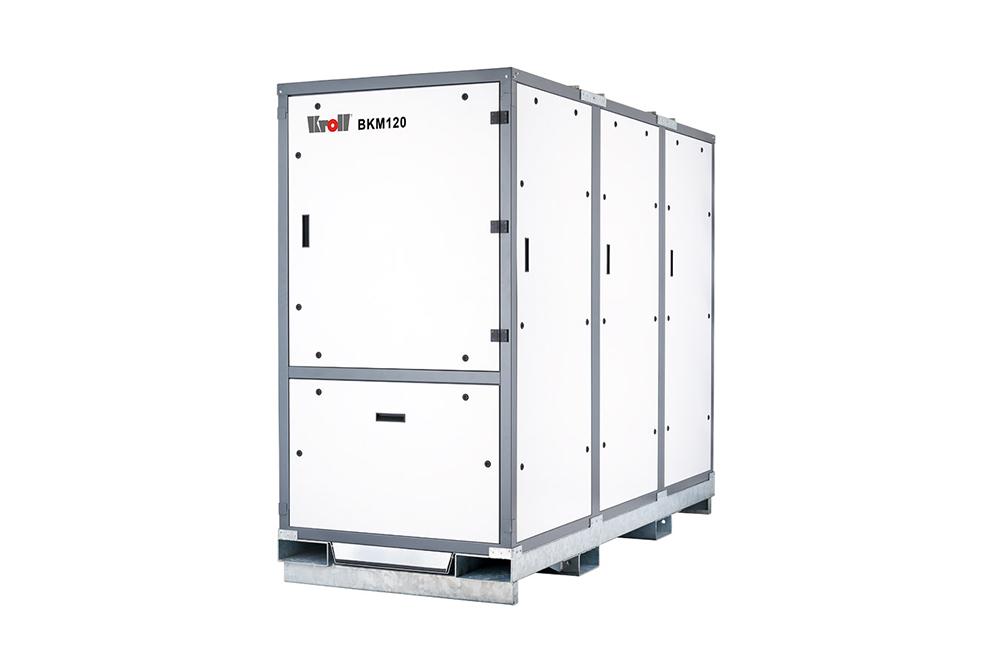 temporary boiler - mobile boiler