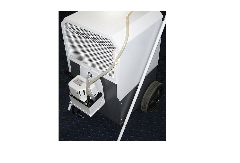Industrial Dehumidifier with pump