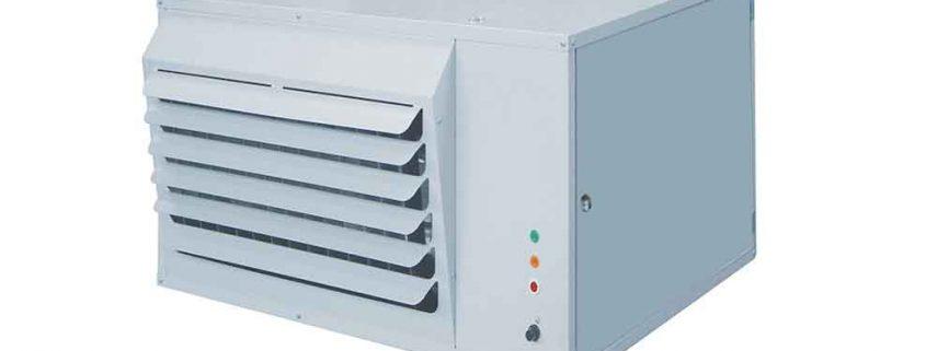 warm air unit heater