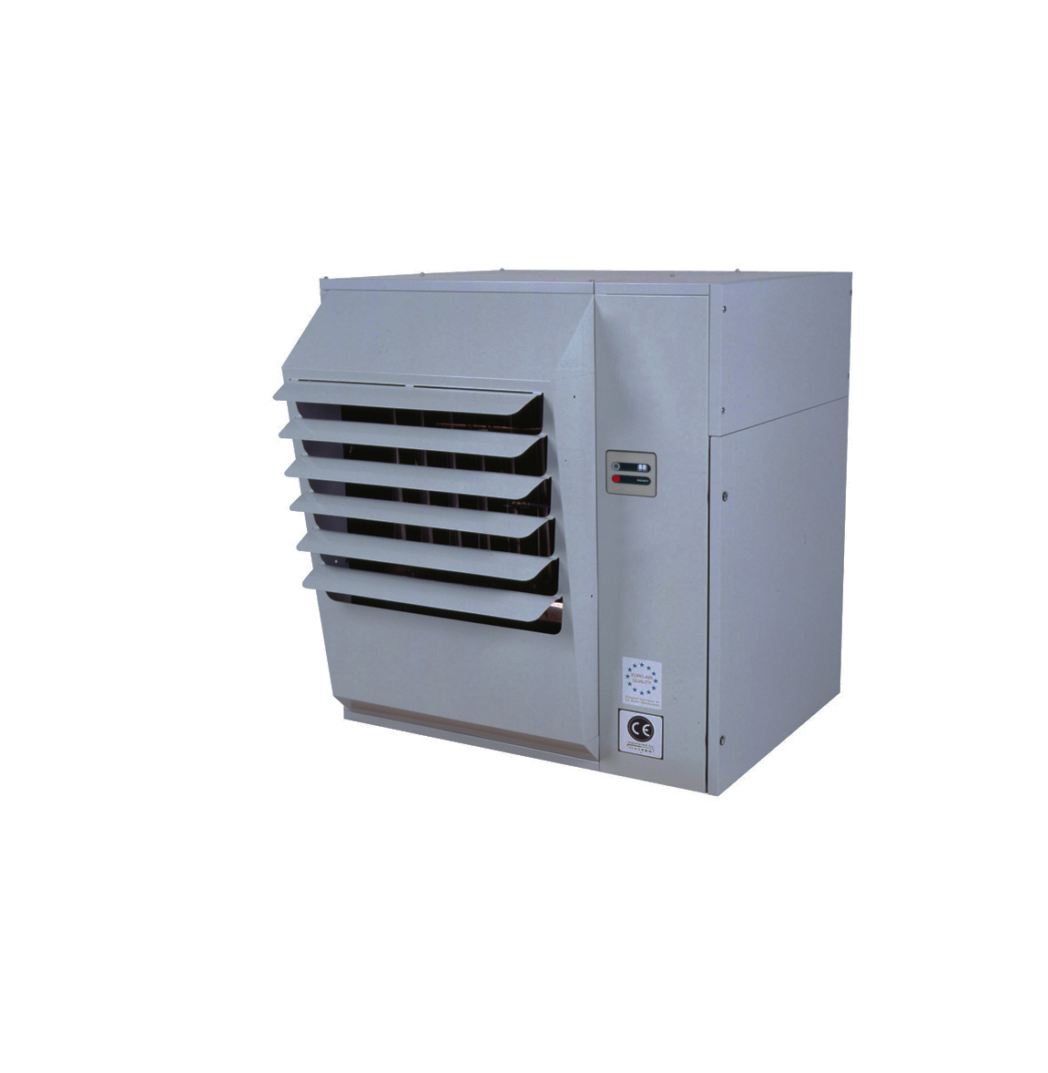 warm air unit heater