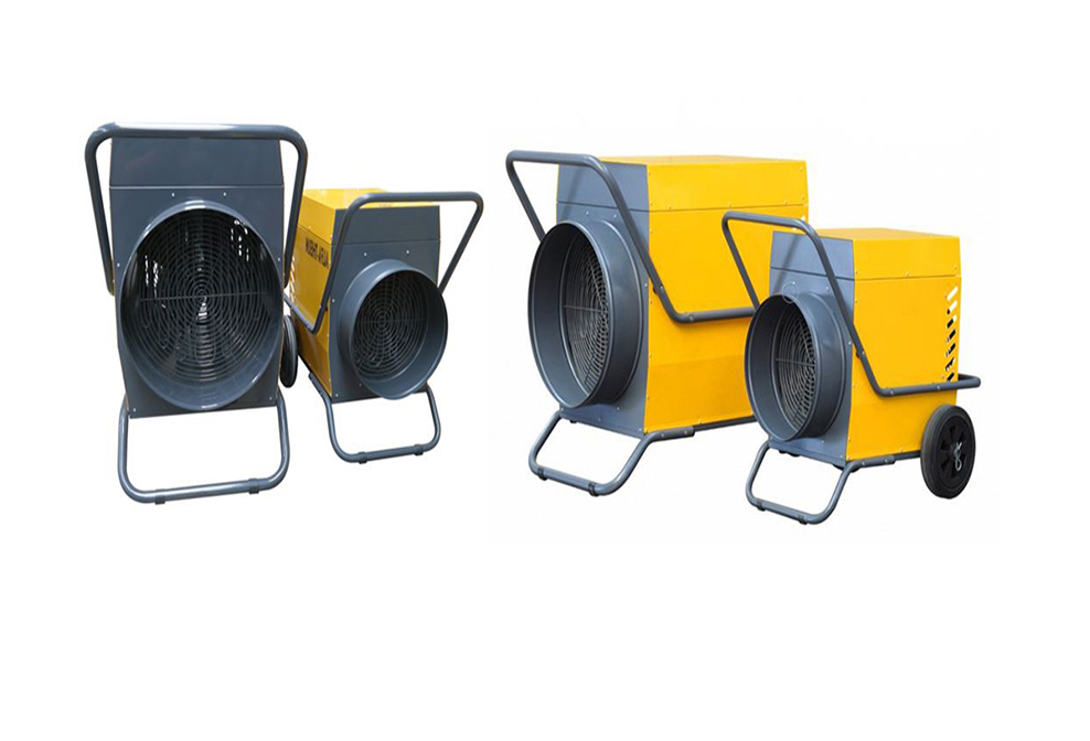 Commercial Electric Heaters 3 Phase Electric Fan Heater