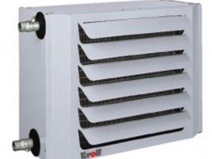 Kroll LH Air Unit Heaters,heater unit,commercial unit heaters,hot water air heater,hot water fan heaters,industrial unit heaters