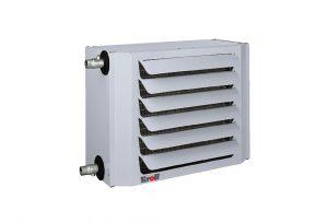 LTHW air unit heaters