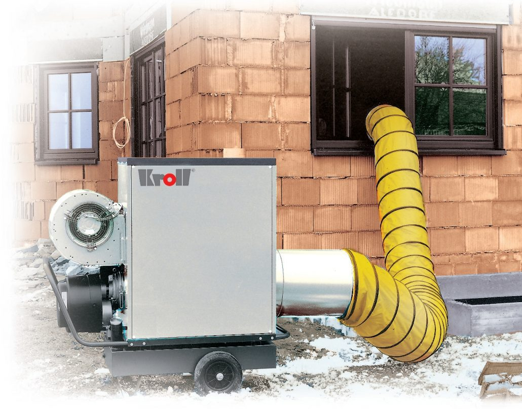 Pest Control Heat Treatment Systems
