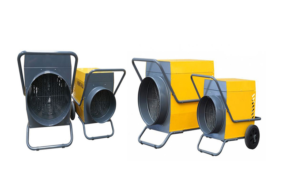 MASTER 30kW 3 PHASE ELECTRIC FAN HEATER