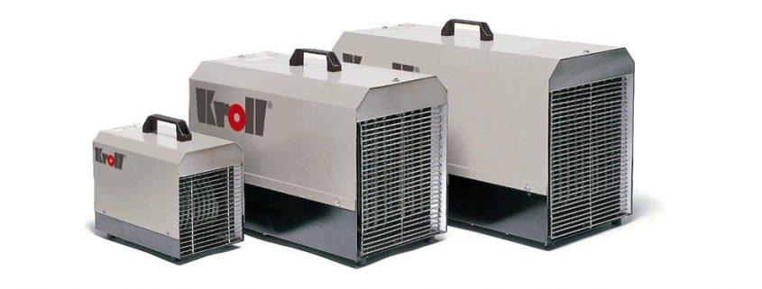 German Electric heaters