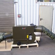 Military Grade Warm Air Mobile Heaters