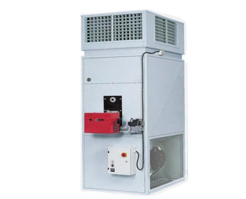 Industrial Gas Heaters