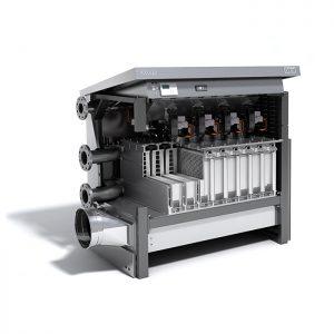 gas condensing boiler