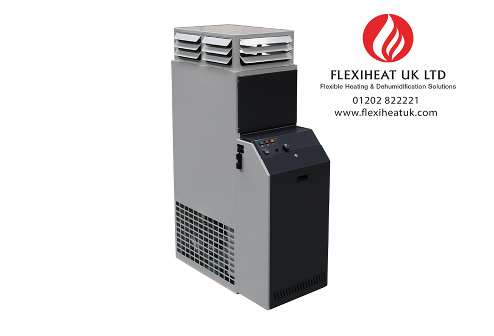 Industrial Oil Heaters