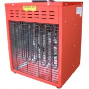 Industrial electric heater, industrial fan heater