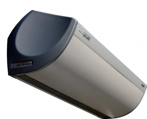 electric air curtain,electric over door heaters from Flexiheat UK