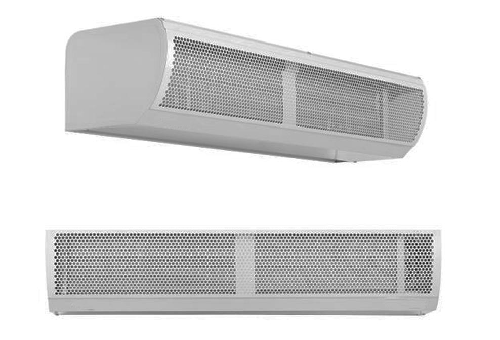 hydronic air curtain; hot water heated air curtains; lphw air curtain;lthw air curtain