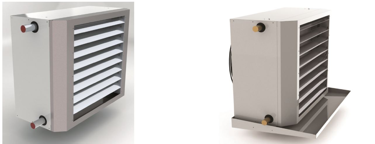 fan coil heaters; heater unit;unit heaters hot water; fan coil unit heating and cooling;hot water air heater