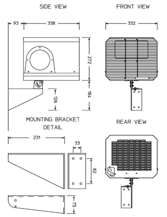 commercial fan heaters;6 kw electric heater; Commercial electric wall mounted fan heaters 6kW from Flexiheat UK;