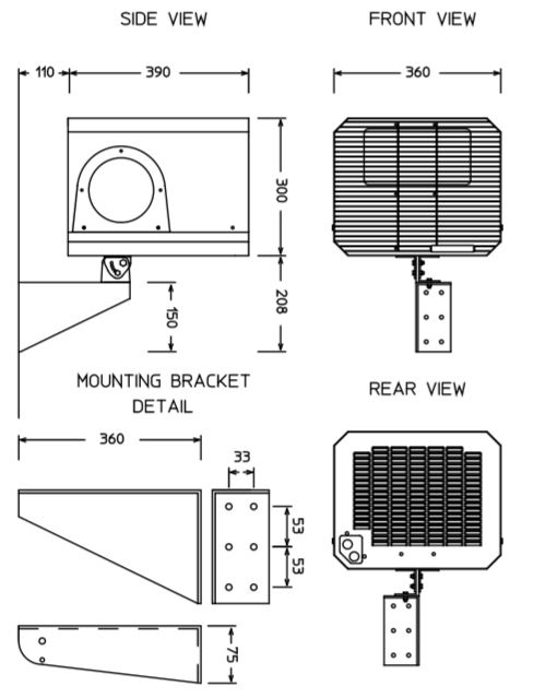 commercial electric wall mounted fan heaters; commercial electric wall mounted heaters; wall mounted commercial fan heater;