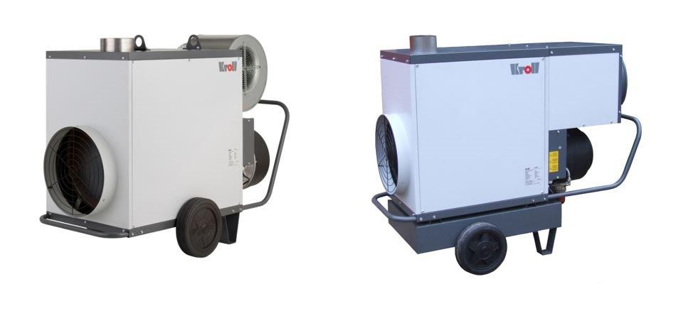 industrial portable heaters; industrial mobile diesel heaters; industrial portable diesel heaters;