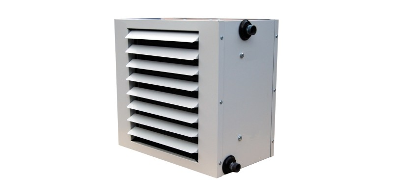Industrial steam unit heaters