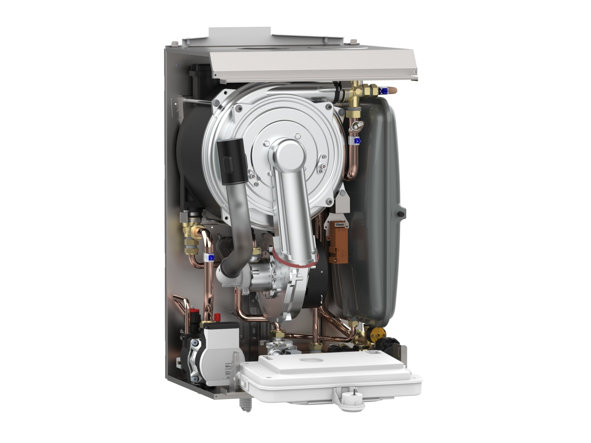External gas fired boilers lpg or natural gas from Flexiheat UK; external gas boilers; wall hung external boiler; external combi boiler gas fired;