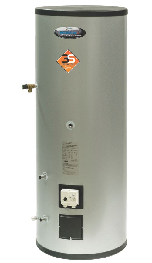 Direct unvented cylinders from Flexiheat UK