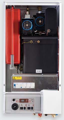 electric combination boiler;