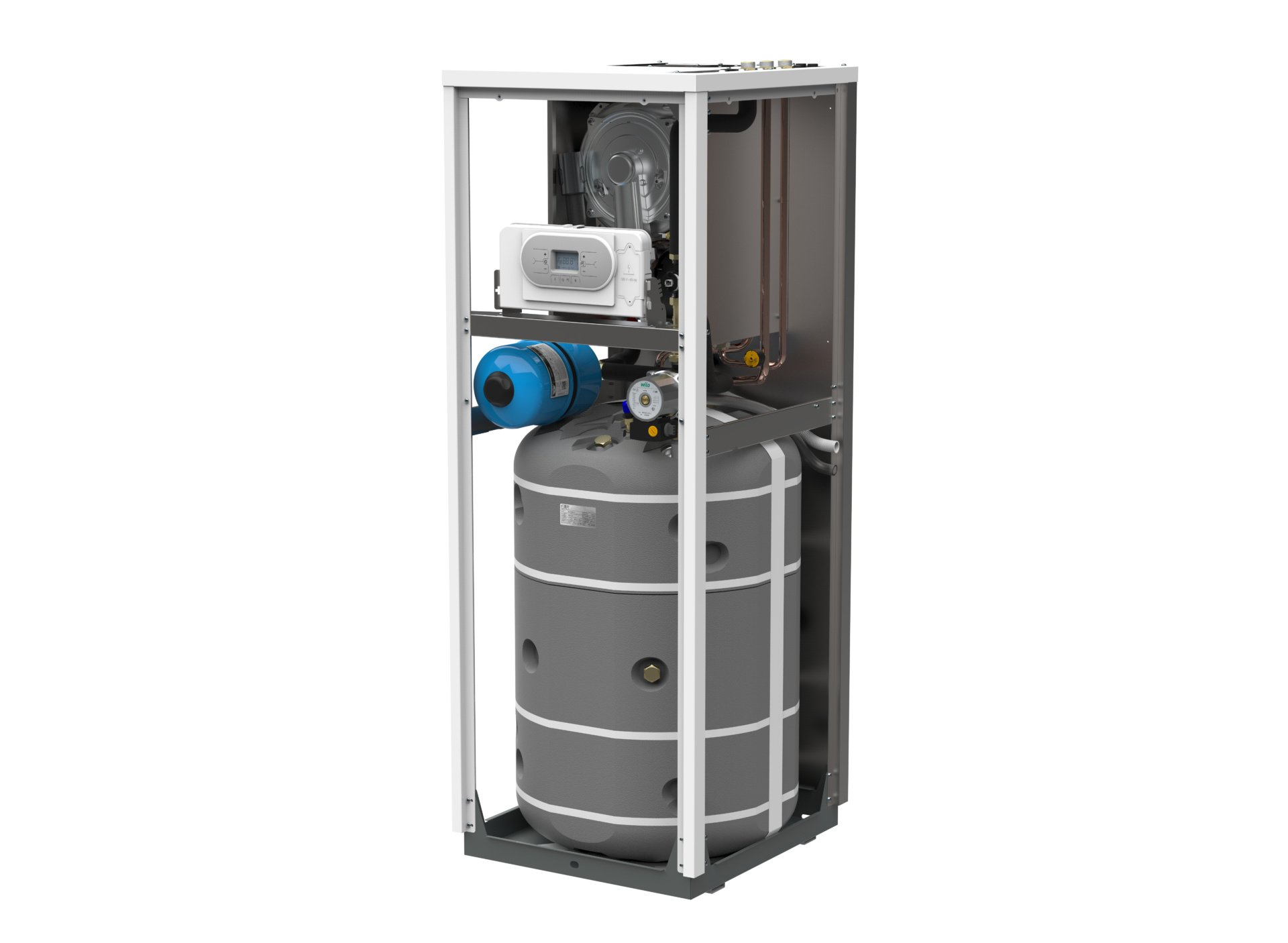 gas fired water heaters; gas fired condensing water heater; direct gas fired water heater;